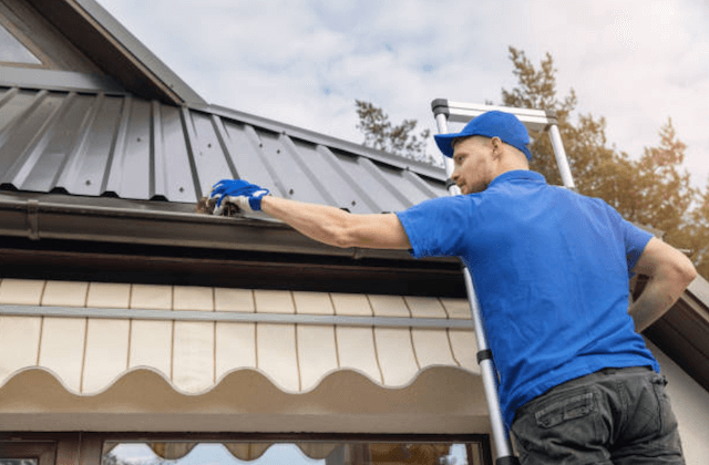 gutter cleaning in washington