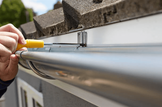 gutter repair washington